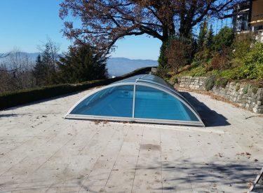Schwimmbad in Dornbirn-Kehlegg