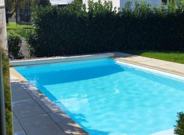 Schwimmbad in Hörbranz