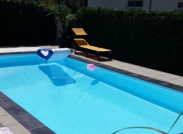 Schwimmbad in Lauterach