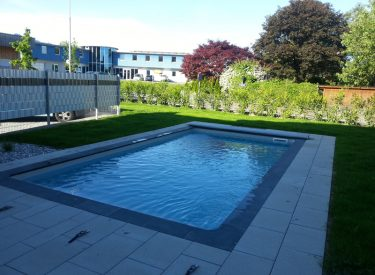 Schwimmbad in Wolfurt