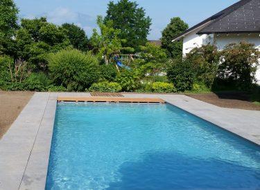 Schwimmbad in Rankweil
