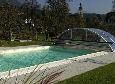 Schwimmbad in Satteins