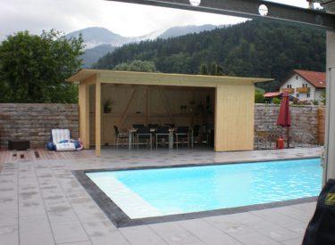 Schwimmbad in Nüziders
