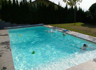 Schwimmbad in Schwarzach