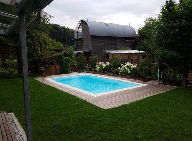 Schwimmbad In Altach
