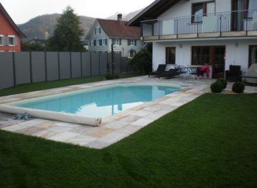 Schwimmbad in Sulz