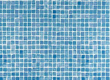 Blue Mosaïque
